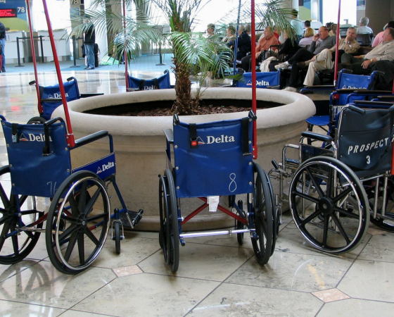 Airport Tips for Guardianship Clients and Senior/Disabled Individuals